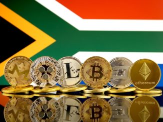 Tiền điện tử phát triển ở Nam Phi