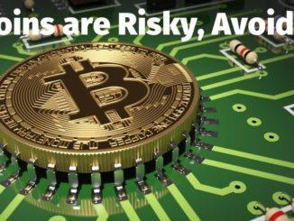Sử dụng bitcoin có nhiều rủi ro