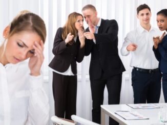 Office toxic culture